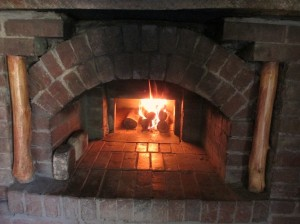 North Star's Brick Oven