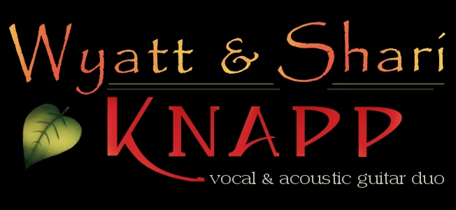 Wyatt and Shari Knapp